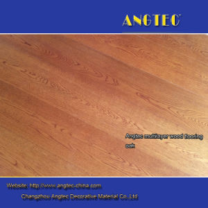 Antique Handscraped Engineered Wood Flooring pictures & photos