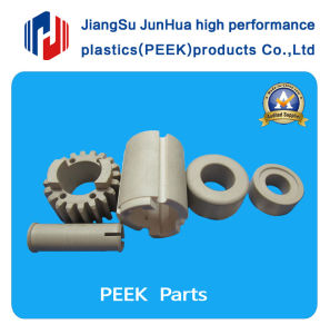 Five-Piece Peek Wear Parts for The Food Processing Industry pictures & photos