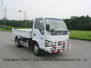 Isuzu 600p Mini Truck Ql3070za1faj pictures & photos