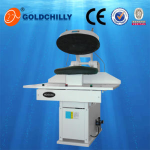 Professional Hot Sale Self-Suction Steam Clothes Ironing Tables for Sale pictures & photos