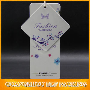 Hanging Tags for Accessories (BLF-T102) pictures & photos