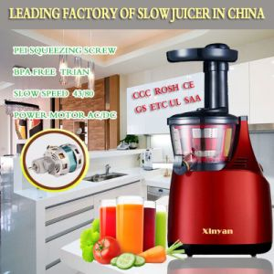 Cold Press Vegetable and Fruit Juicer pictures & photos