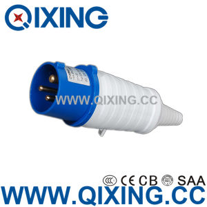32A 6h 3p Industrial Plug with PVC Tail pictures & photos