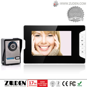 Video Door Phone Video Door Bell with Camera Video Intercom pictures & photos