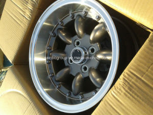 13 14 15 Inch Paint/Machined/Chrome Finishing and 5 Hole Wheel pictures & photos