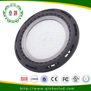 100-250W IP65 Industrial LED Light UFO High Bay with Meanwell Driver pictures & photos