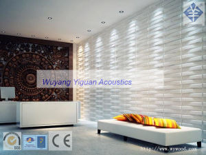3D Home Interior Decorative Wooden Wall Panels (NO212WPMS18) pictures & photos