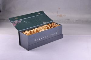High Quality Best Price Rigid Foldable Wine Box pictures & photos