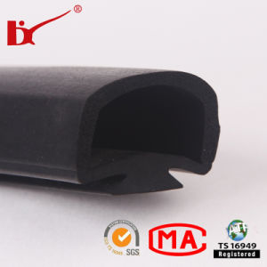Custom High Temperature EPDM Rubber Extrusion Seal Strip pictures & photos