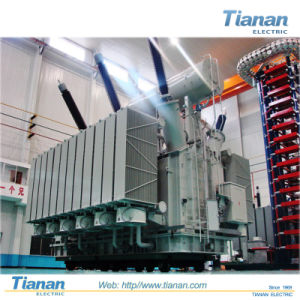 High Voltage Power 126kv-Gis-Gas Insulated Switchgear (ZFW-126/T2500-40) pictures & photos