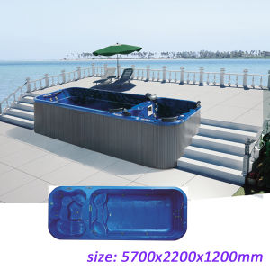 Monalisa Luxrury Balboa 5.7 Meters Long Swimming Pool SPA M-3323 pictures & photos