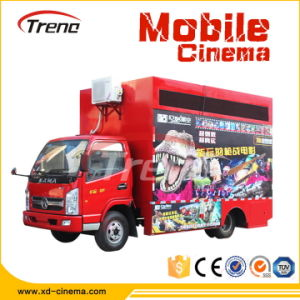 Hot Sale Truck Mobile 7D Cinema pictures & photos