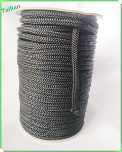 High Quality 7mm Black PP Rope pictures & photos