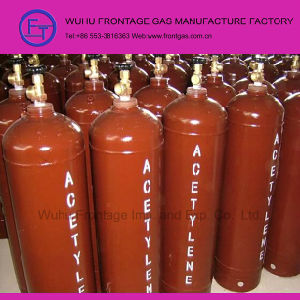99.9% High-Energy Fuel Gas Cylinder Acetylene pictures & photos