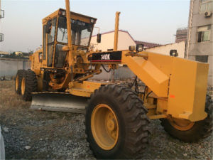 Caterpillar Used Motor Grader (140K) with CE Construction Machinery