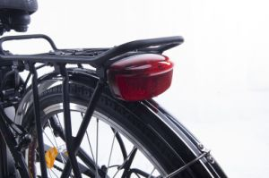 Front Disc Brake Electric City Bicycle pictures & photos