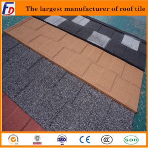 Stone Coated Metal Roof Tiles (Flat Tile)