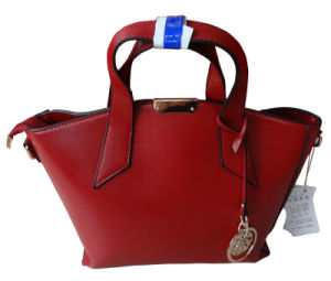 High Quality Stylish Leather Ladies Hand Bag pictures & photos