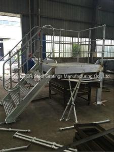 Steel Grating Stair Tread, Ladders, Platform pictures & photos