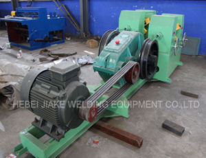 Manufacturer Three Ribbed Rebar Steel Cold Rolling Machine pictures & photos