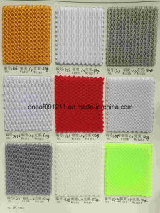 High Quality Polyester Air Mesh Fabric pictures & photos