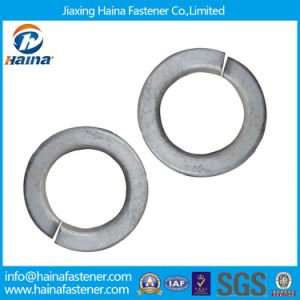 8.8 Grade HDG Carbon Steel DIN Standard Spring Lock Washer pictures & photos