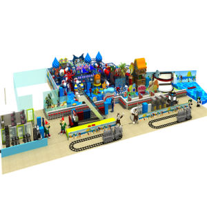 2015 Dreamland Kids Modular Indoor Playground for Sale pictures & photos