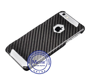 Most Popular Carbon Fiber Material for iPhone 6 Cell Phone Case pictures & photos