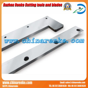 High Wear Resistance Scrap Chopper Blades Knives pictures & photos