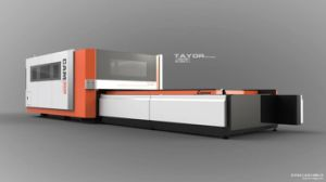 Fiber Laser Cutting Machine, Ipg 2000W pictures & photos