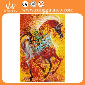 Colorful Horse Pattern Mosaic Art Decoration (10k367) pictures & photos