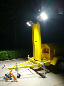Diesel Engine Mobile Light Tower pictures & photos