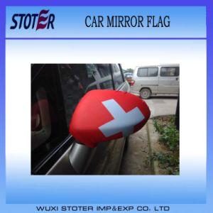 Promotion Car Mirror Cover, Car Mirror Flag pictures & photos