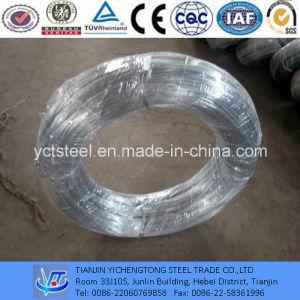 Bright Galvanized Steel Wire Q195 pictures & photos