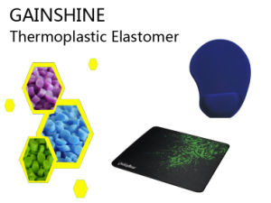 Gainshine Anti-Aging/Flame Retardant TPE Material for Mouse Pad