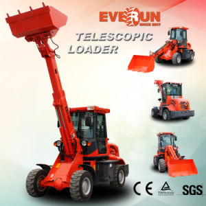 Qingdao Everun CE Approved 1.5 Ton Mini Loader Er15 pictures & photos