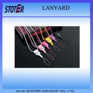 Cheap Custom Lanyard, Polyster Lanyard, China Wholesale Lanyard with Printed Logo