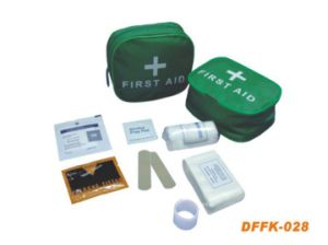 Travel First Aid Kit with 15*12*5.5cm pictures & photos