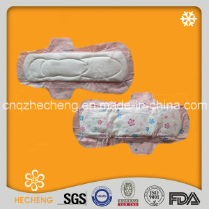 Super Long Protection Women Sanitary Napkin pictures & photos