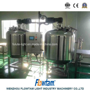 Hygienic Stainless Steel Mixing Tank Mirror Polished for Beverage pictures & photos