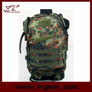 3D Molle Assault Backpack Military Tactical Camo Backpack pictures & photos