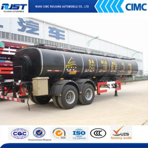 2 Axle Bitumen Insulation Tank pictures & photos