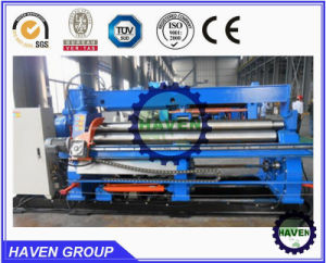 W12S-30X2500 4 Roller Steel Plate Rolling and Bending Machine pictures & photos