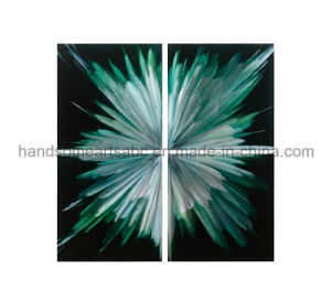 Abstract Metal Wall Art with 3D Effect for Home Decor (CHB808029) pictures & photos