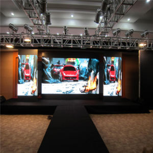 Indoor P5 Full Color SMD Super Slim LED Advertising Display pictures & photos