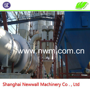 Full Automatic 50tph Rotary Drum Type Mine Slag Dryer pictures & photos
