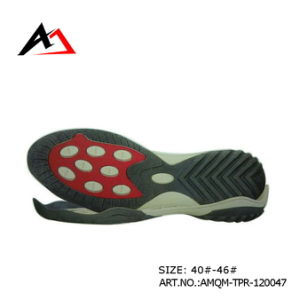 Shoe Sole for Sports Shoes Accessories EVA Outsole (AMQM-TPR-120047) pictures & photos