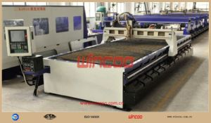 Table Type CNC Plasma Cutting Machine for Steel Plate Profiling pictures & photos