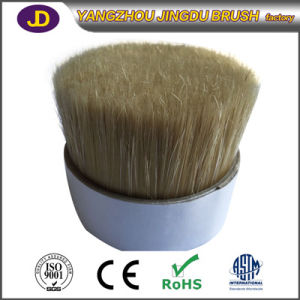 Chinese Pure White Boiled Pig Bristles Factory pictures & photos