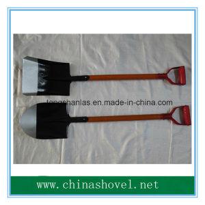 Wood Handle Shovel pictures & photos